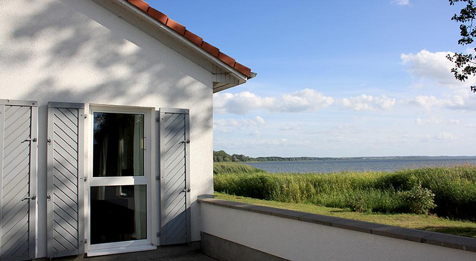 Ferienhaus am Ufer des Kummerower Sees
